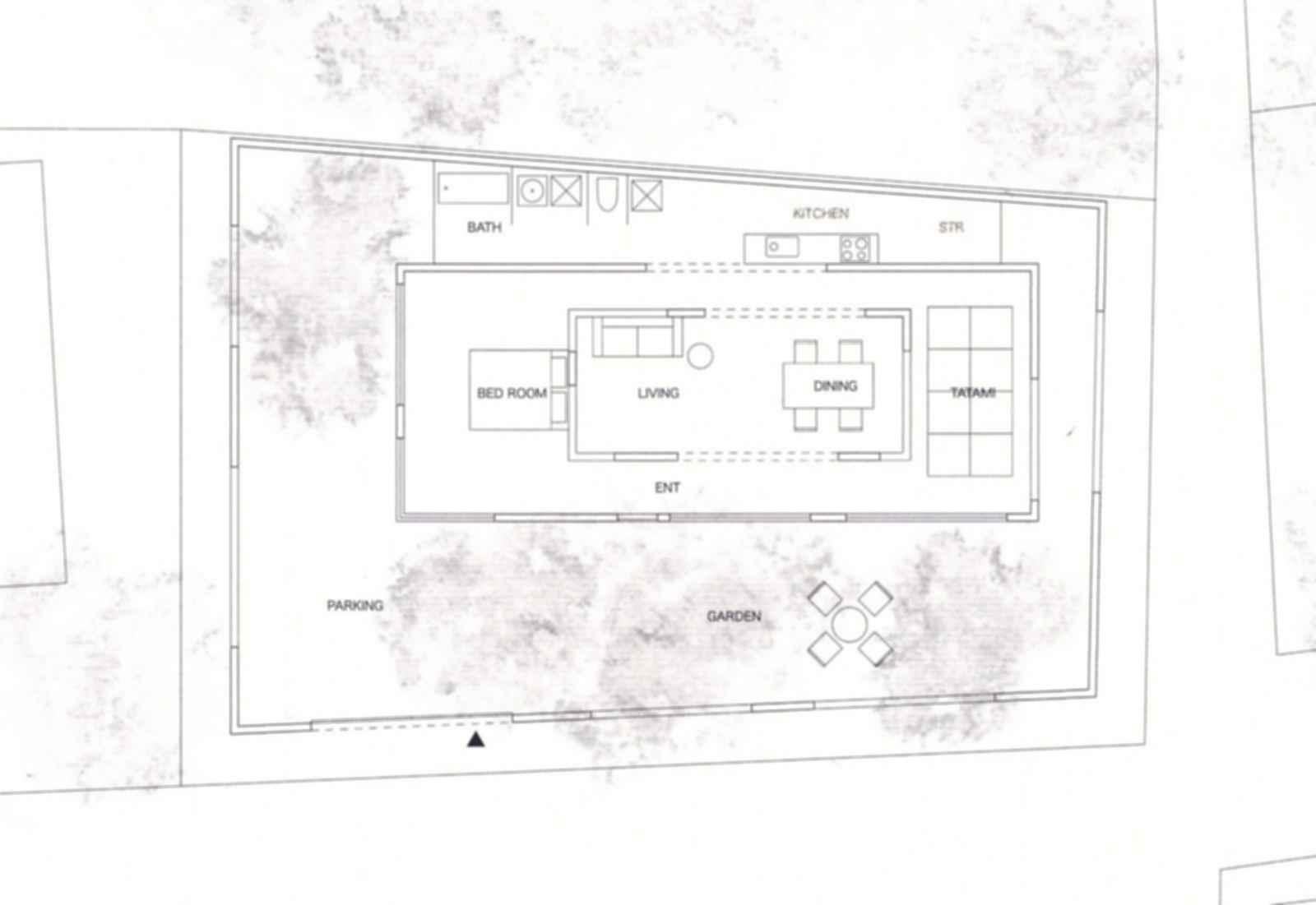 House N - Floor Plan
