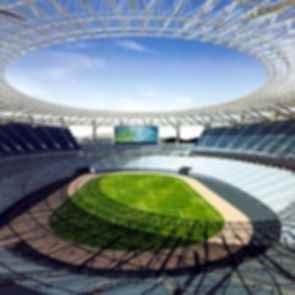 Beijing National Stadium - Interior Concept