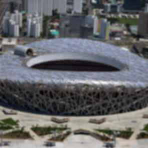 Beijing National Stadium - Exterior