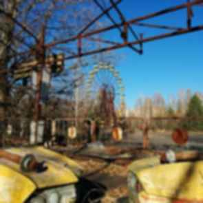 Pripyat Amusement Park - Fences