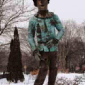 Land of Oz Amusement Park - Statue