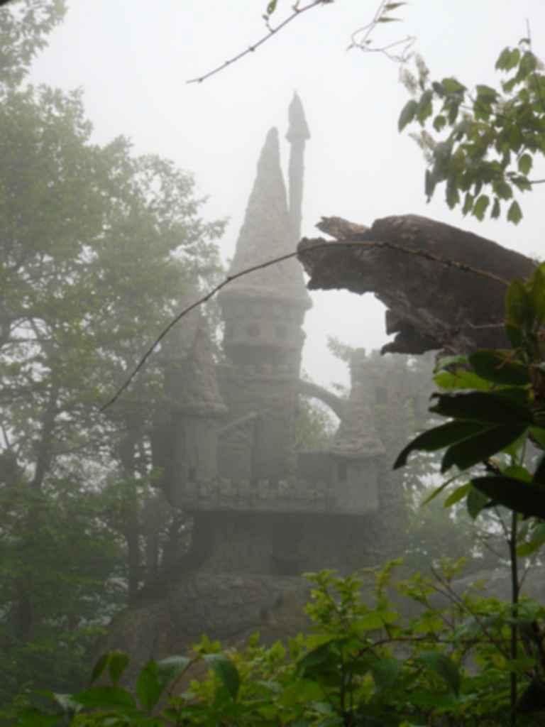 Land of Oz Amusement Park - Castle