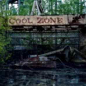Jazzland Six Flags Amusement Park - Run-down ride