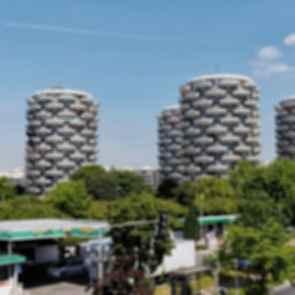 Les choux de creteil - Exterior of Towers
