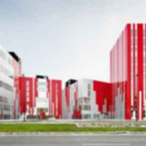 University Housing Gandia - Exterior