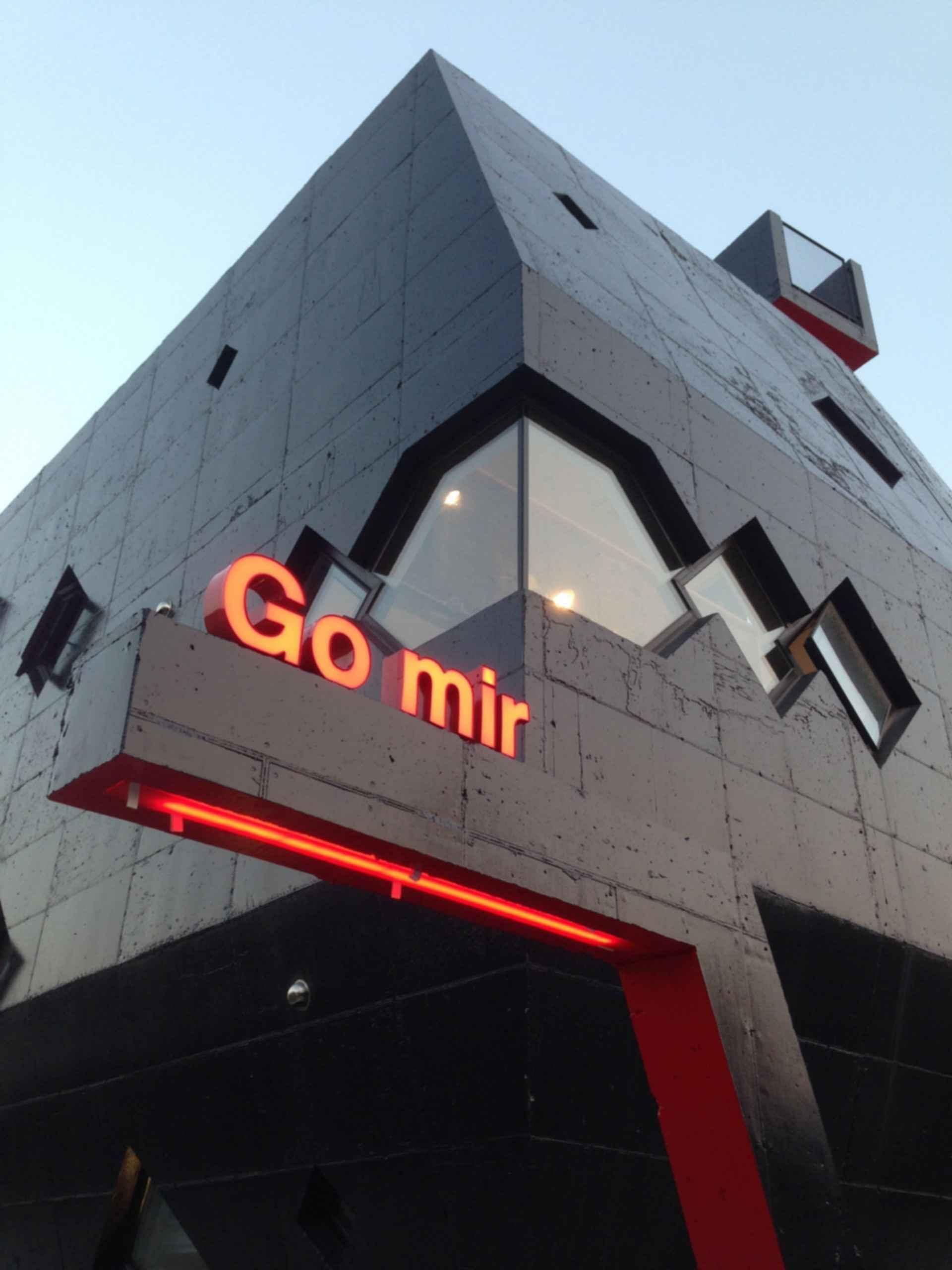 Go.mir Guest House - Exterior