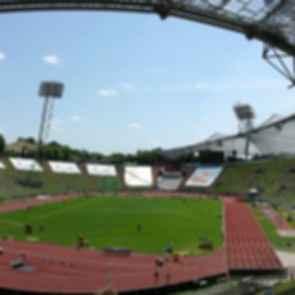 Munich Olympic Stadium - Panorama