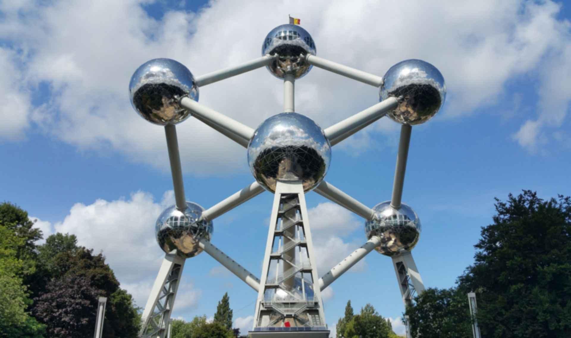 The Atomium - Structure