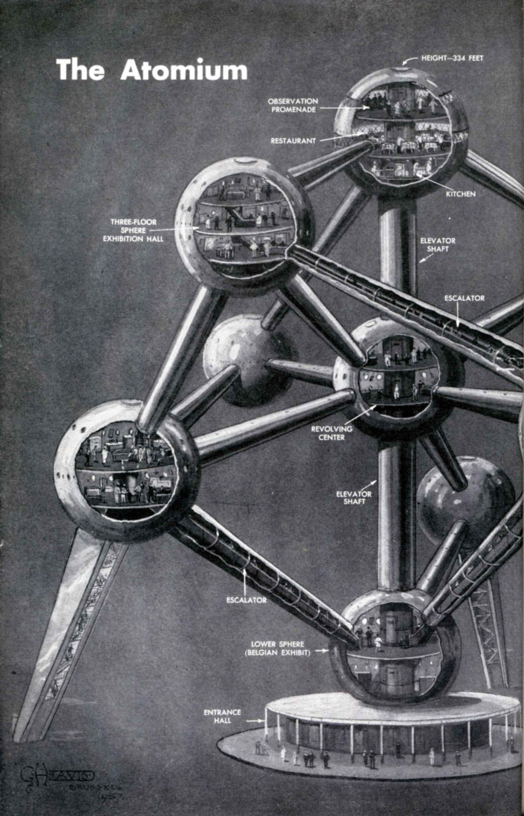 The Atomium - Concept Design