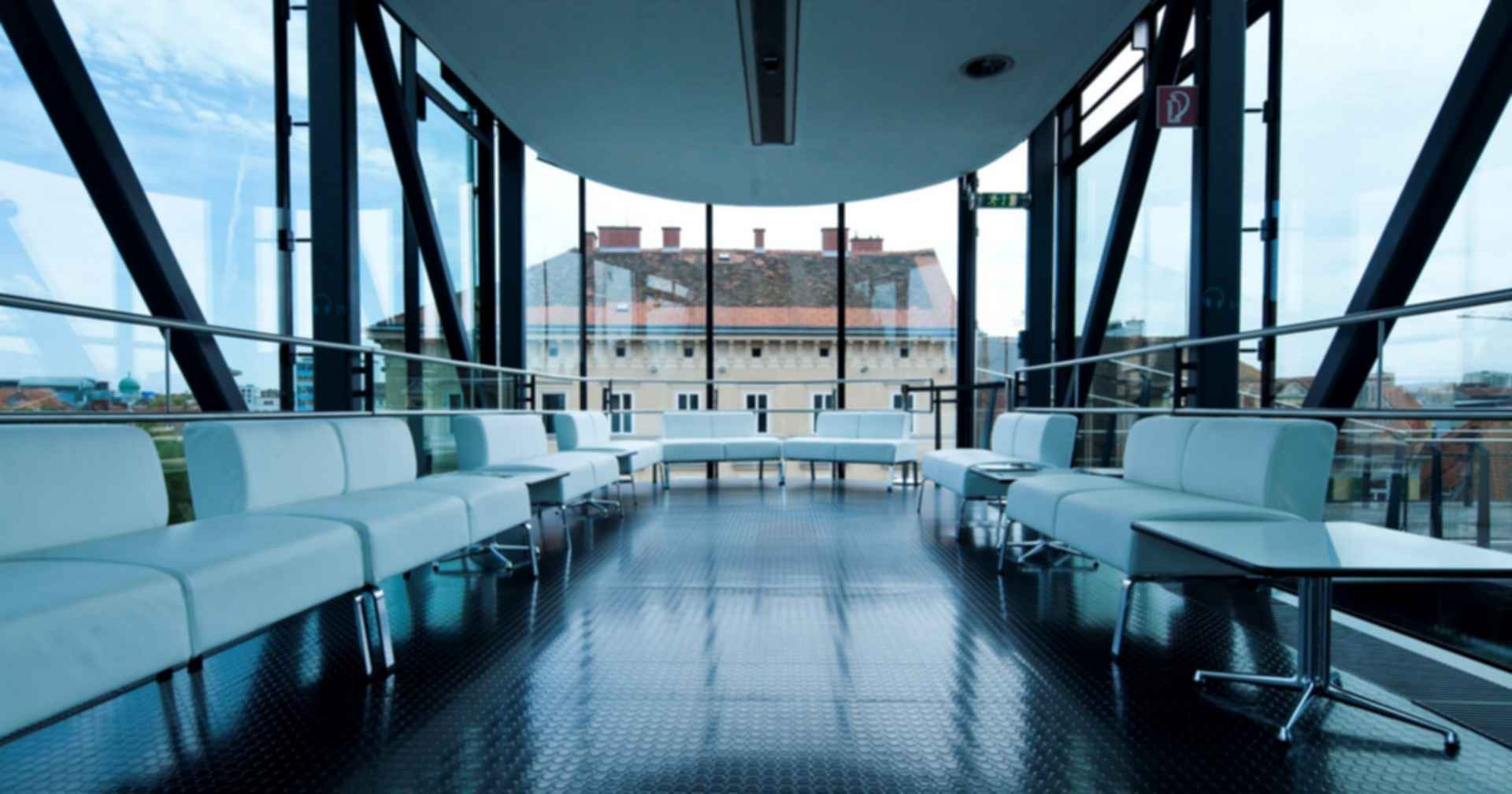 Kunsthaus Graz - Interior
