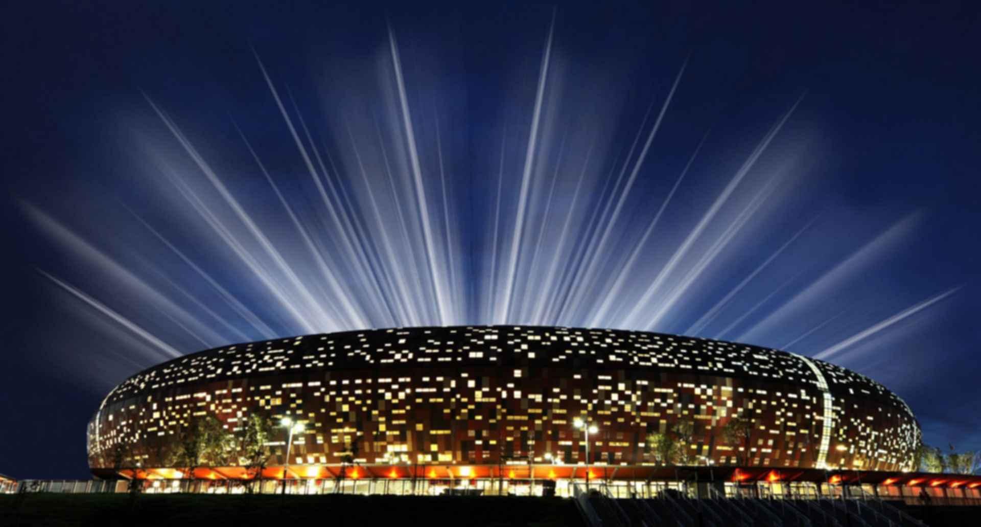 FNB Stadium - Exterior