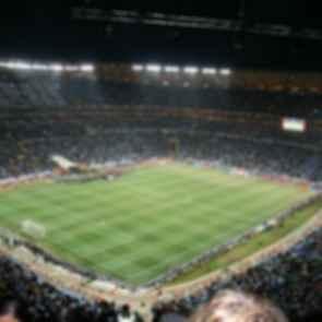 FNB Stadium - Interior