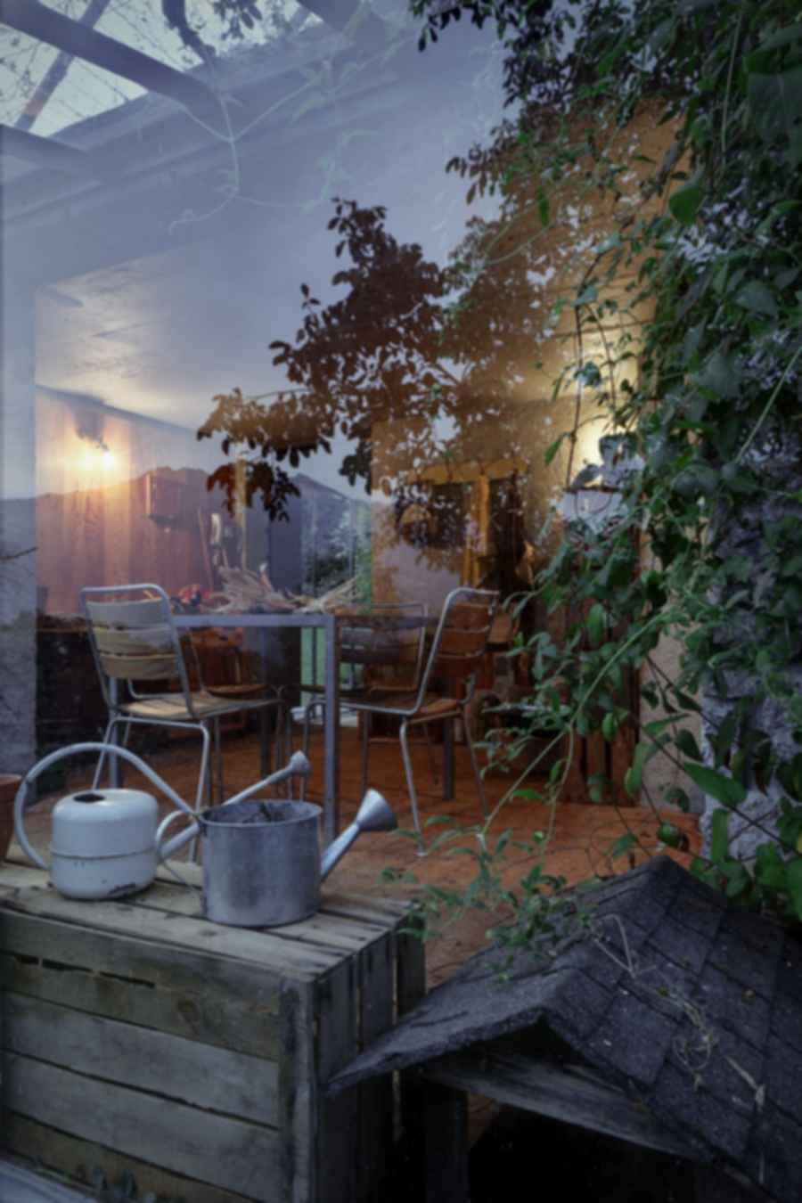 The Green Box - Outdoor Elements