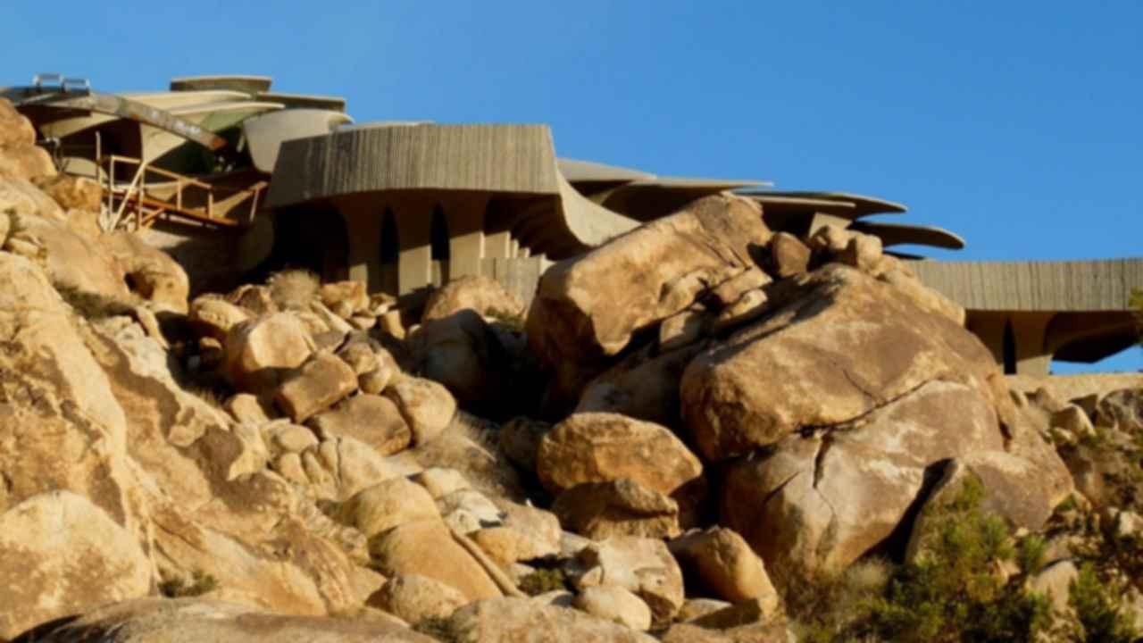 The Desert House - Exterior