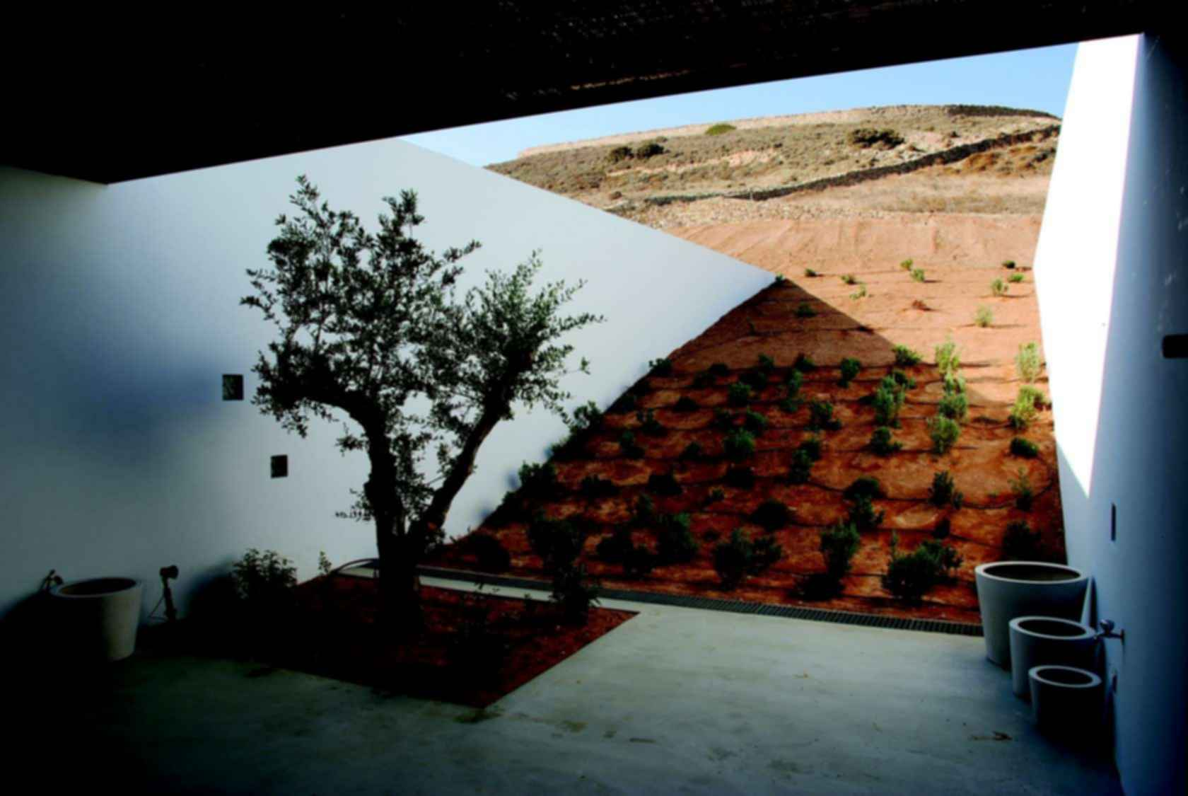 The Aloni House - Outdoor Area
