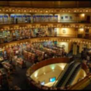 Libreria El Ateneo - Interior