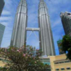 Petronas Towers - Exterior