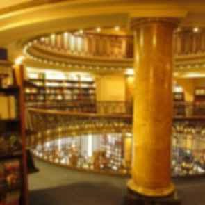 Libreria El Ateneo (Grand Splendid) - Interior
