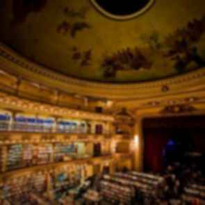 Libreria El Ateneo (Grand Splendid) - Interior