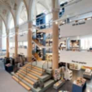 Waanders In de Broeren - Interior/Stairs