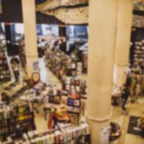 The Last Bookstore - Interior