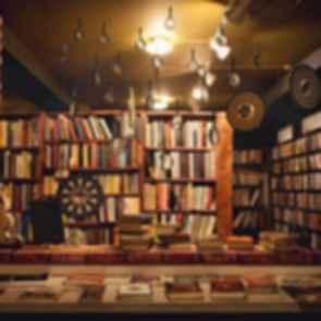 The Last Bookstore - Interior
