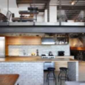 Industrial Seattle Loft - Interior