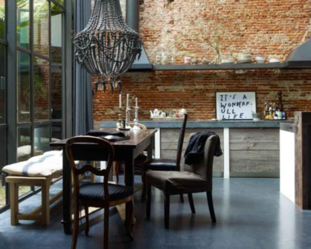 Amsterdam Converted Warehouse Loft - Interior