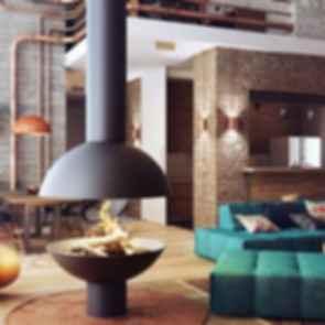 Belarus Loft - Lounge