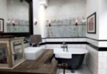 Garage Loft in Amsterdam -Bathroom