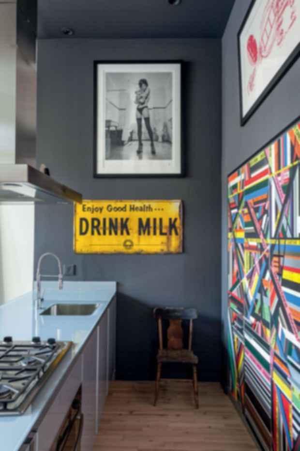 Chelsea Loft - Kitchen