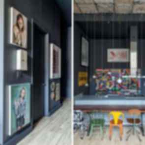 Chelsea Loft - Interior/Artwork/Kitchen