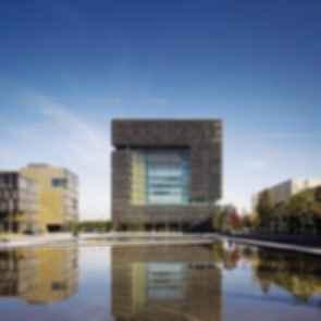 Q1 Headquarters - Exterior