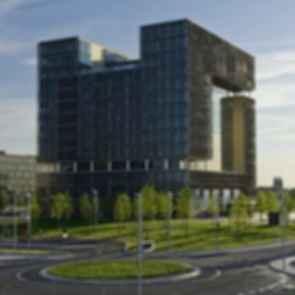 Q1 Headquarters - Exterior/Road