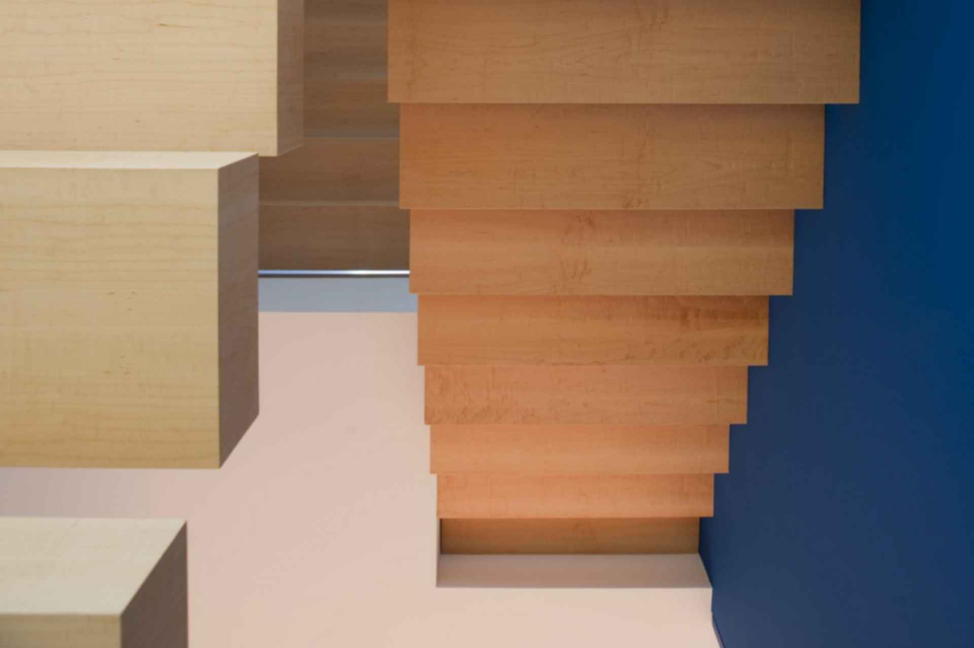 House 77 - Interior/Stairs