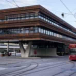 IVB Operational Service Building - Exterior