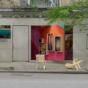 Storefront for Art and Architecture - Exterior/Street