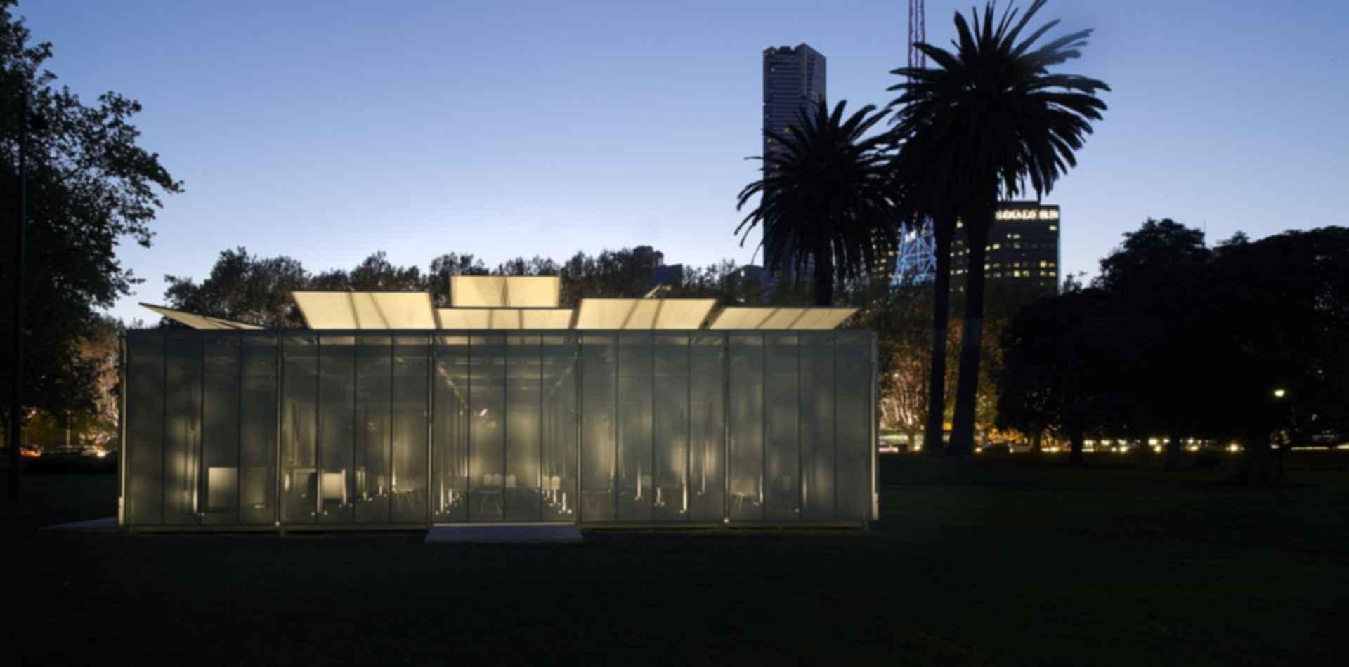 MPavilion - Landscape/Pavilion