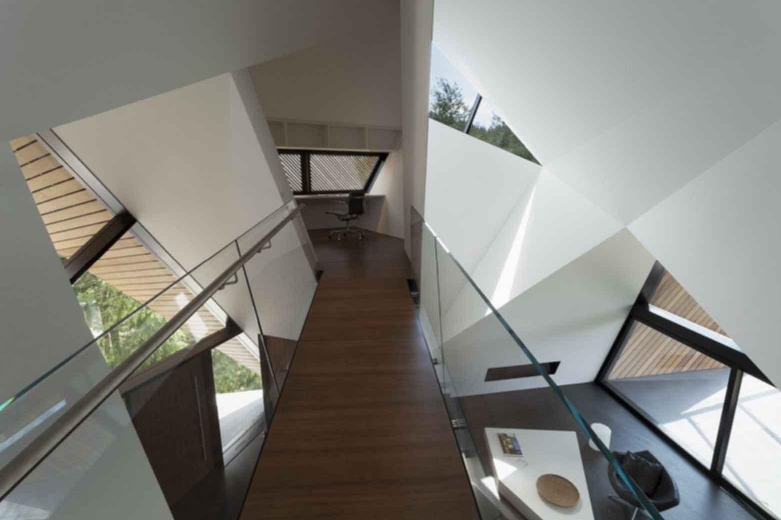 Hadaway House - Interior/Hallway