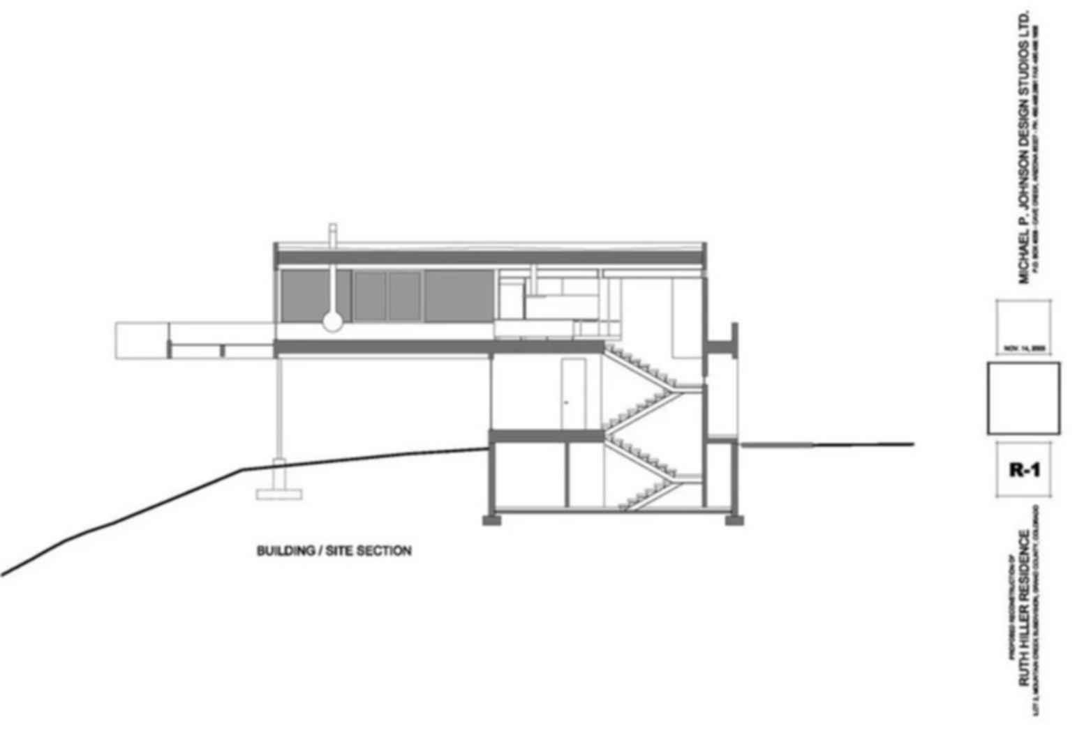 The Hiller Residence - Concept Design