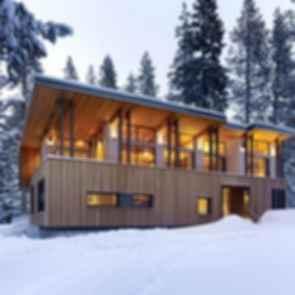 The Sugar Bowl Residence - Exterior