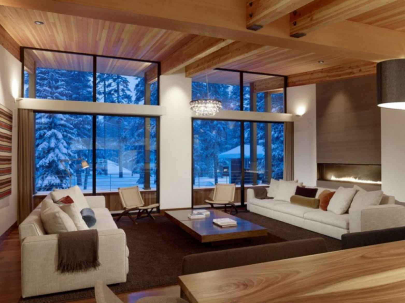 The Sugar Bowl Residence - Interior Lounge