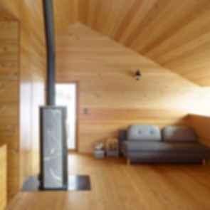 Gaudin House - Interior