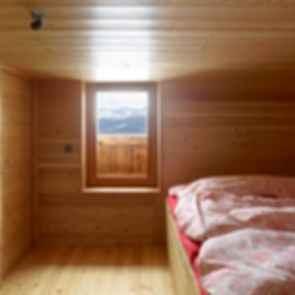 Gaudin House - Interior/Bedroom