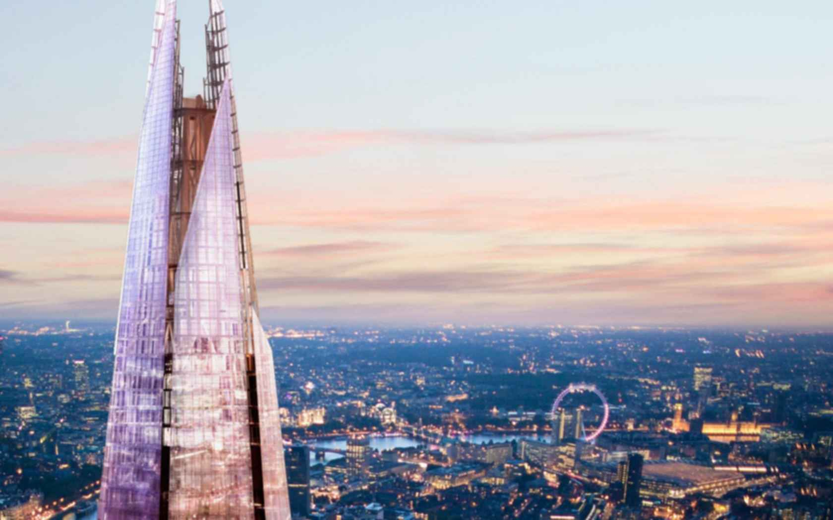 The Shard - Exterior View