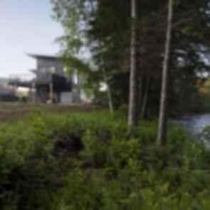 Station BLU - Landscape/Exterior