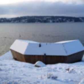 Sauna Saltsjo_baden - Exterior/Overlooking Lake