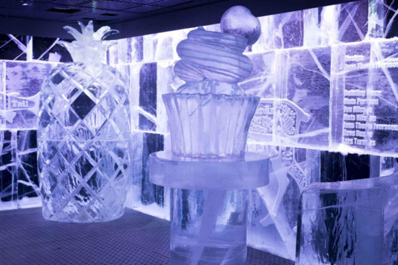 Ice Bar - Ice Sculpture