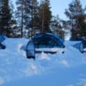 Kakslauttanen Arctic Resort - Exterior