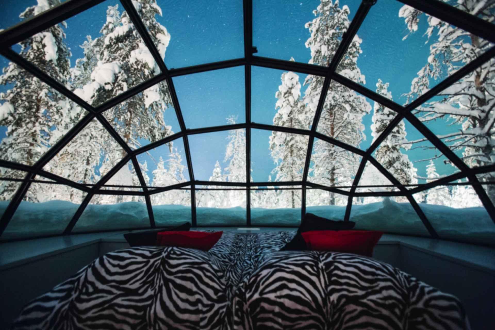 Kakslauttanen Arctic Resort - Interior